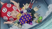 One Piece episode 714 english sub [720p] Hd