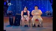 Сашето и Ванката не издържат и се спукват от смях в ефир