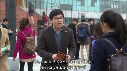 The Heirs ( Наследниците ) Еп-16 част 1/2