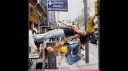 Необичайни кадри на жени!!!