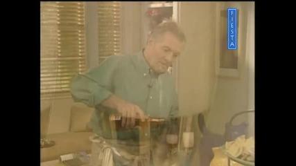 """30 секунди с Жак Пепен - """"как да отворите бутилка шампанско?"""""""