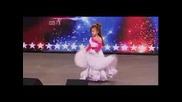 Британски Таланти - 4 - Годишната Shakira