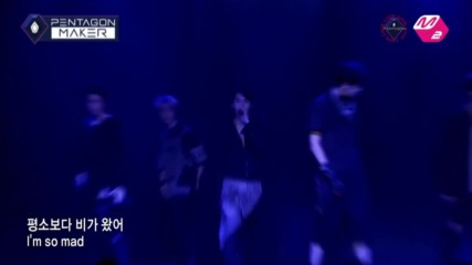 Were Young - Team Hui and Dok2 Live Perf Pentagon Maker Ep 8