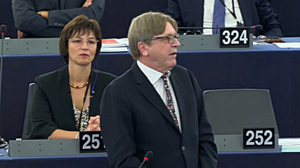 France: Be 'caring nanny, Mrs Doubtfire', not 'Hulk' – EU's Verhofstadt to Johnson