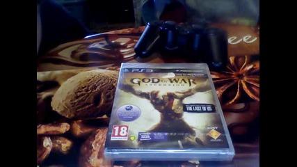 Отваряне на God of War Ascension