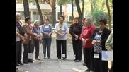 """С гимнастика в Цар Симеоновата градина започва денят за дамите от група """"здраве"""" в Пловдив"""
