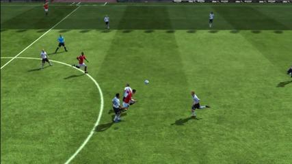 Sladko otma6tenie na Fifa11