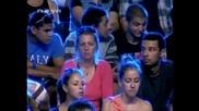 Десислава Божкова - извика всички вълци в залата - X Factor