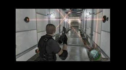 Resident Evil 4 Lasers