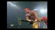 Wwe Hbk, Cena, Hogan Vs Christian, Jericho, Tomko