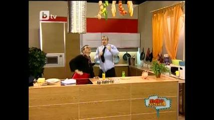 Майор Егаси Костов при Тиган Звездев {пълна лудница}12.12.2009