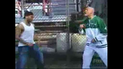 Бой между истински гангстери - Mad Tv