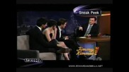 Rob Pattinson, Kristen Stewart & Taylor Lautner - Jimmy Kimmel Interview (preview)