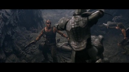Brutal Motivation of The Chronicles of Riddick