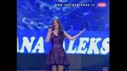 Mirjana Aleksić - Nagovori (Zvezde Granda 2010_2011 - Emisija 30 - 30.04.2011)