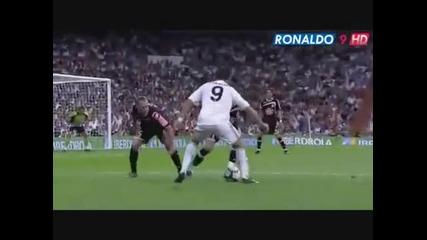 Кристиано Роналдо Hd 2009 2010