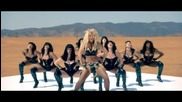 Размазваща Britney Spears - Work Bitch ( Official Music Video ) + Превод