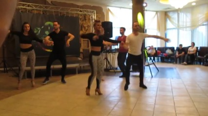 Workshop 6 - Sonrisa - Salsa New York