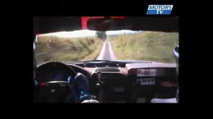 Най - добър скок на автомобила по време на Ирландия Rpm Джим Кларк