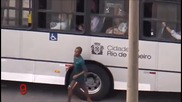 Грабежите по улиците в Бразилия са , като
