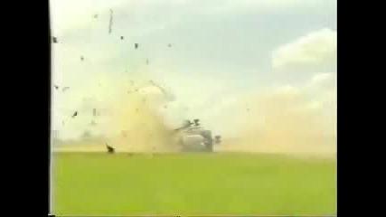 Разбиване На Хеликоптер