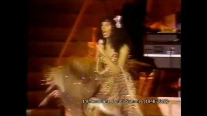 In Memoriam: Donna Summer - Hot Stuff, Live, Version 3, 1979 (very rare, source V H S)