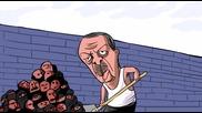 Ердоган и Меркел за бежанците