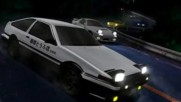 Initial D 1st Stage Soundtrack - Heartbeat