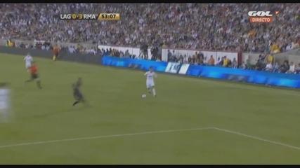 Cristiano Ronaldo vs La Galaxy 2011 2012