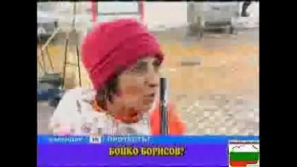 Господари На Ефира Циганка разбира от политика (смях)