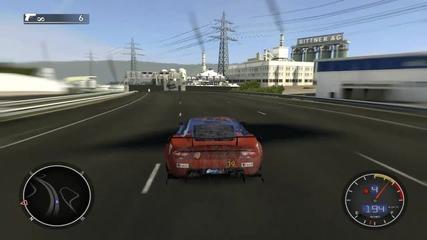 Тест - Най-бързата кола в Crash Time 4 !!! [ Full H D ]