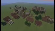 Minecraft Моят град.