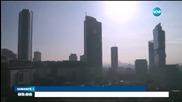 РЯДКО ЯВЛЕНИЕ: Слънчево затъмнение наблюдаваха в Югоизточна Азия