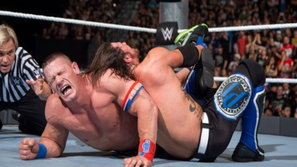 John Cena vs. AJ Styles: SummerSlam 2016 (Full Match)
