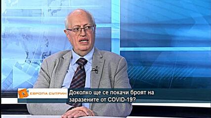 доц. Спас Скасков: Има много свободни места за болни от коронавирус в областните градове в страната