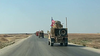 Syria: US troops spotted in northeastern Syria after US announces plan to protect oil fields