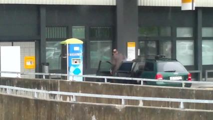 Пожар - Не! Миене с пара - Fire - No! Washing with steam 2