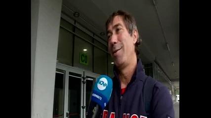 Треньорът на Франция: България има сериозен прогрес, шансовете са 50:50