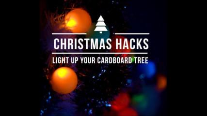 How to make a festive tree