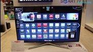 [бг] Smart 3d 6-та Серия при телевизорите на Samsung