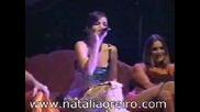 Natalia Oreiro - Valor - Live