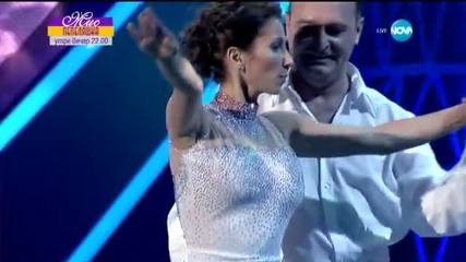 Симона Пейчева - Акробатика на кънки - И аз го мога (08.04.2015)