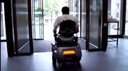 Scalevo - поколение инвалидна количка, която изкачва стълби