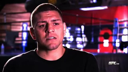 Ufc 143 Nick Diaz Pre-fight Interview