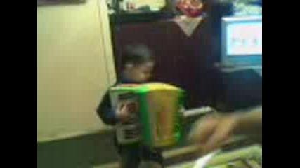 акордеонист