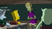 The Simpsons s26e04 Three House of Horror Xxv