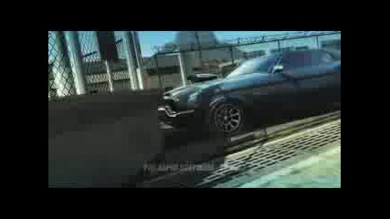 Burnout Paradise E3 Footage