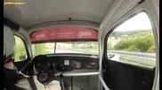 Vw Beetle 1302 Rs - Bergrennen Osnabruck 2012 - Onboard