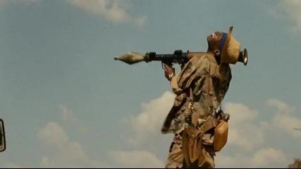 Проповедникът с картечница - трейлър