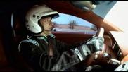 Bugatti Veyron Срещу Mclaren F1, Надпревара По Шосетата На Абу Даби - Тop Gear